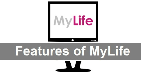 Features of MyLife
