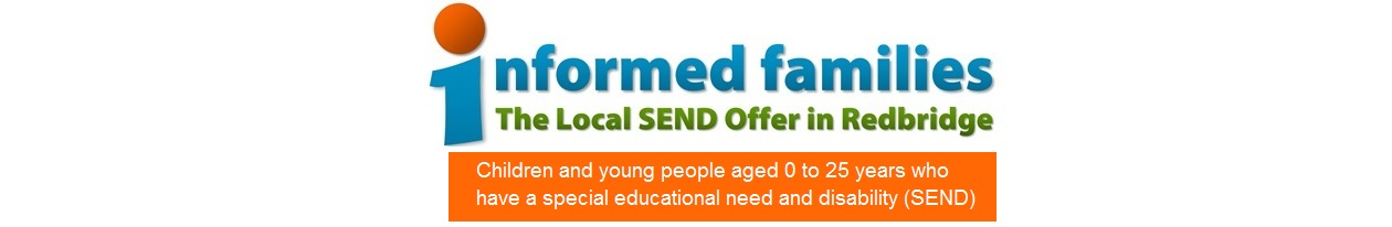 Local SEND Offer banner